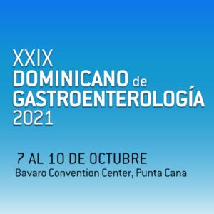 Lee más sobre el artículo XXIX Dominicano de Gastroenterología 2021